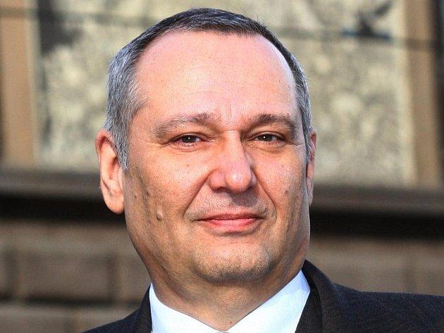 Plzeňský primátor Pavel Rödl