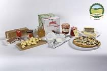 Produkty z Plzeňského kraje oceněné značkou Regionální potravina v roce 2018.