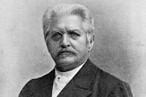 Portrét Františka Schwarze z ateliéru společnosti J. F. Langhans také připomíná jeho úmrtí.
