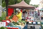 Karlovarské farmářské trhy jsou velmi oblíbené.