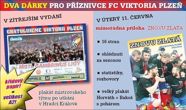Fotbalové přílohy Deníku