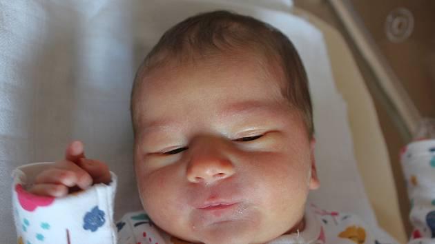 Klaudie Lindová se narodila 23. července ve 12:44 mamince Kristýně a tatínkovi Davidovi z Vejprnic. Po narození v plzeňské fakultní nemocnici vážila sestřička malé Natálky 3630 gramů a měřila 49 centimetrů.
