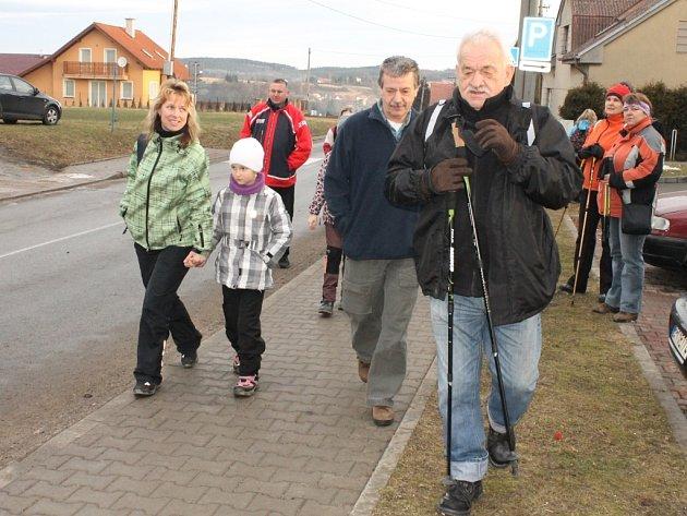 Rekordní počet turistů přilákala sobotní Hornobělská 30. Lidé se sjeli z Plzeňska, ale i třeba z Liberce