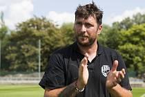 TRENÉR Pavel Fořt (na snímku) mohl být spokojený s účinkováním svého týmu v Letní lize.