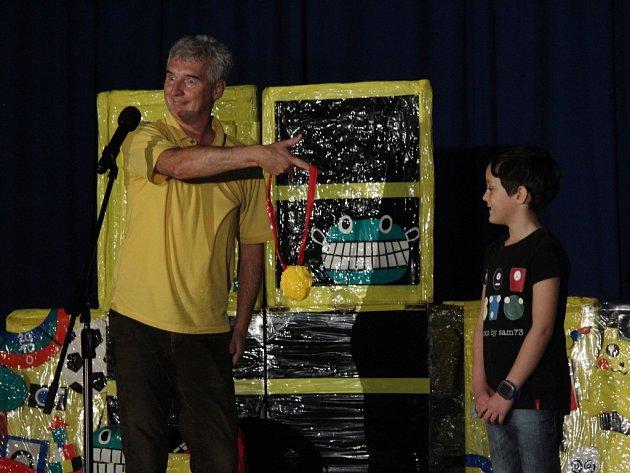 Představení Michal na hraní v Přešticích
