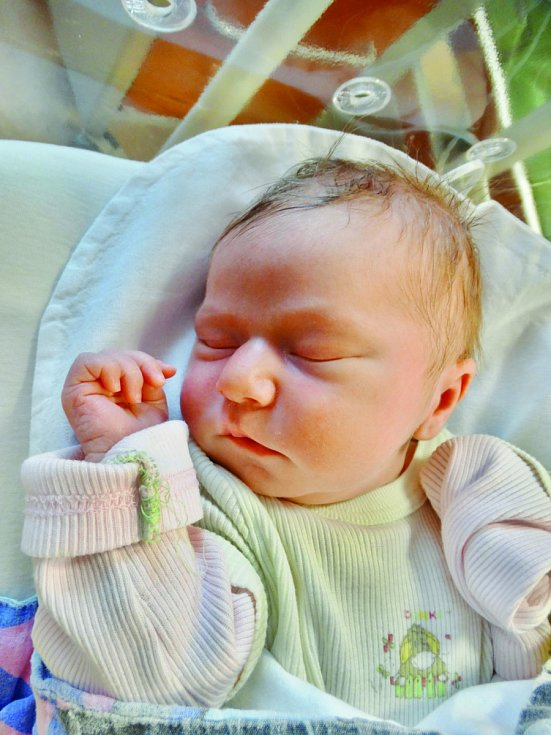 Ema Martinovská se narodila 8. listopadu ve 22:28 mamince Venuši a tatínkovi Josefovi z Kralovic. Po příchodu na svět v plzeňské FN vážila sestřička Veroniky, Elišky a Marušky 3470 gramů a měřila 50 centimetrů.