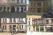 Činžáky na prodej. Mezi nabízené domy patří i nemovitosti na Palackého náměstí a v ulicích Kollárova, Koperníkov a Riegrova