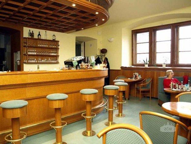 Muzejní kavárna vPlzni