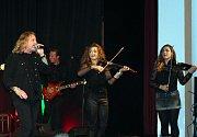 Inflagranti a Josef Vojtek koncertovali v Kralovicích.