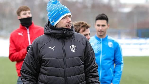 Přebral žezlo. Po dvou a půl letech se vrátil zpět do Viktorie Plzeň Pavel Horváth, který bude trénovat juniorský tým Viktorie Plzeň.