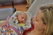 Ondřej Pap se narodil 8. prosince v 11:40 mamince Lucii a tatínkovi Pavlovi z Přeštic. Po příchodu na svět v klatovské porodnici vážil jejich syn 2590 gramů.