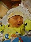 Otakar Štěpánek dostál svého příjmení a narodil se 26. prosince v5:02 rodičům Veronice a Pavlovi zChotíkova. Po příchodu na svět ve FN vážil jejich prvorozený synek 4030 gramů a měřil 53 centimetrů.