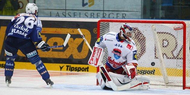 Plzeňští hokejisté zdolali České Budějovice a i na pátý pokus získali plný počet bodů.