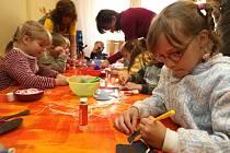 Zdravé a postižené děti spolu v Motýlu navštěvují různé kroužky i jednorázové akce