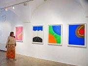 Karel Malich... Prostě se to děje. Výstava jednoho z  nejvýznamnějších českých umělců 2. poloviny 20. století je v Plzni k vidění do 19. listopadu.