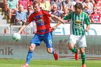 FC Viktoria Plzeň - Bohemians 1905