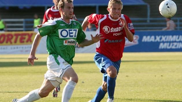 Viktoriáni v posledním domácím zápase sezony zvítězili 1:0
