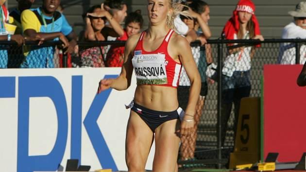 Překážkářka Škodovky Jana Reissová přišla vinou zranění o mistrovství republiky v Plzni. Teď se chystá studovat a rozvíjet svůj běžecký talent v Americe