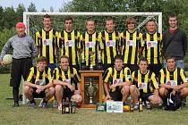 V 17. ročníku populárního fotbalového turnaje Mrtník Cup se z vítězství radovalo mužstvo FC Jerigo