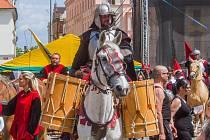 Historický víkend v Plzni.