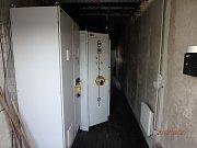 Požár bioplynové stanice v Žinkovech.