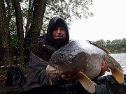 Osmý ročník rybářského maratonu v Letinech.