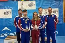 Střelci Dukly Plzeň přispěli k bronzové medaili