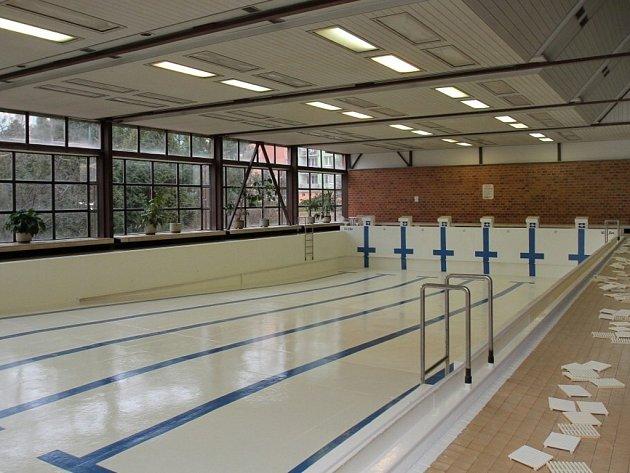 Bazén na Lochotíně