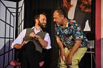 Interaktivní komedie Splašené nůžky v Divadle Pluto
