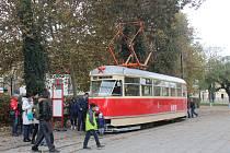 Tramvaj T1 z druhé poloviny padesátých let v Plzni jezdila až do roku 1987.