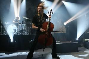 Koncert kapely Apocalyptica v Plzni