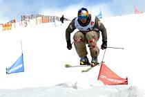 Premiérový závod Světového poháru ve skikrosu na šumavském Špičáku by měl na start přitáhnout i mistra světa Tomáše Krause.