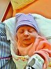 Ludmila Koudelová se narodila 27. listopadu v 5 hodin mamince Anně a tatínkovi Václavovi ze Štichovic. Po příchodu na svět v plzeňské FN vážila jejich prvorozená dcerka 3560 gramů a měřila 50 centimetrů.