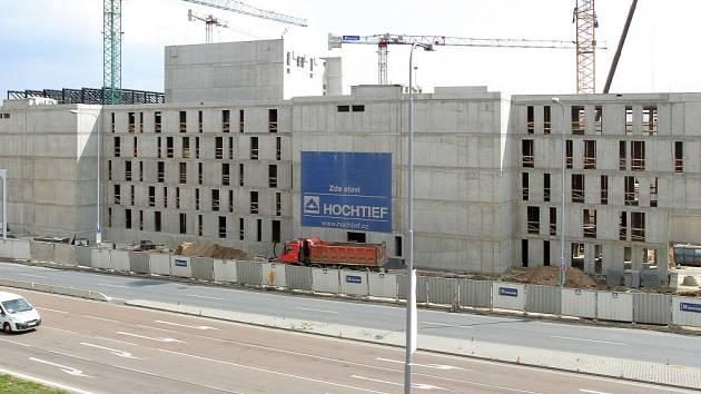 Stavbu divadla si budou lidé moci prohlédnout na přelomu září a října při návštěvních dnech pro veřejnost