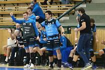Házenkáři Talent týmu Plzeňského kraje měli důvod k radosti při utkání doma proti Zubří. Podaří se jim porazit i Lovosice?