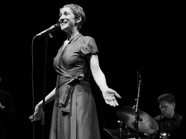 Stacey Kent vystoupí v plzeňské Měšťanské besedě 5. listopadu.