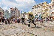 Pohár ředitele HZS Plzeňského kraje v disciplínách TFA