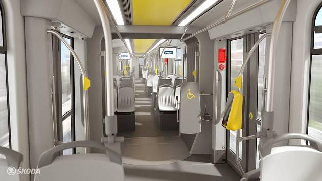 Plzeň bude mít nové tramvaje. Náklady na pořízení jedné tramvaje Škoda 40 T činí 55 milionů korun, celková hodnota kontraktu v případě využití opce může přesahovat jednu miliardu.