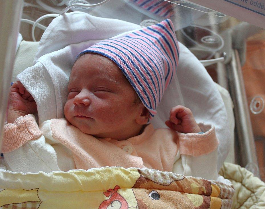 Dominik Zabala Laverde z Budislavic se narodil ve FN Lochotín 14. září ve 14:50 hodin (2890 g). Rodiče Blanka a Juan Carlos věděli, že jejich prvorozené miminko bude chlapeček.