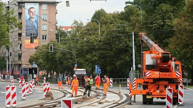 Rekonstrukce Klatovské třídy končí