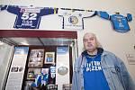 Škodovka do toho! výstava 90 let hokeje v Plzni očima fanoušků