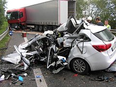 Tragická nehoda u Nepomuku