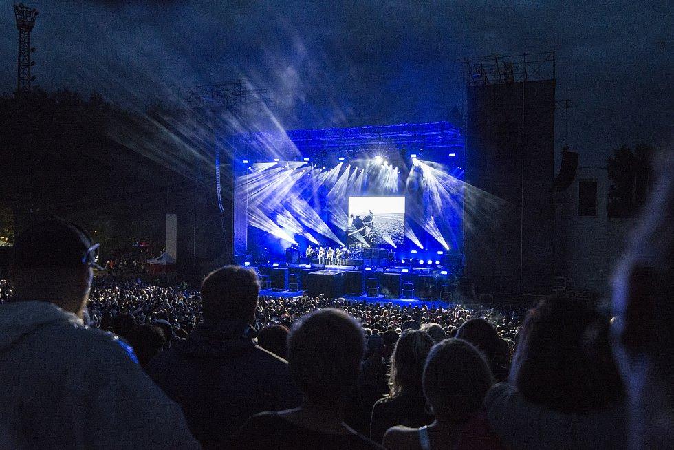 Koncert Lucie v Plzni