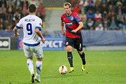 David Limberský v utkání proti Dinamu Minsk
