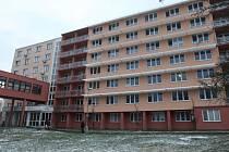 Druhý pavilon městské nemocnice Privamed