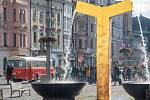Lidé měli platili za vstupy symbolických 28 korun