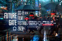 Plakát k festivalu Future Gate