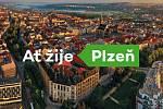 Nové logo města Plzně a jeho možné využití