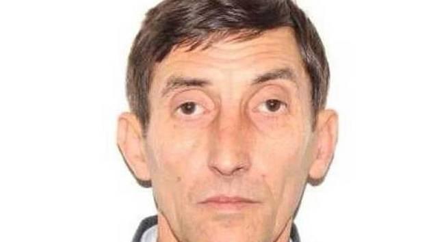 Pohřešovaný Constantin Tudoreanu.