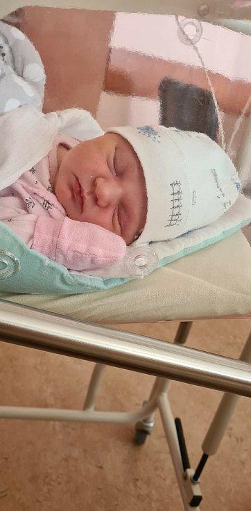Emily Kohoutová se narodila 23. dubna 2021 v 5:53 hodin (4230 g) rodičům Honzovi a Kristýně. Doma na malou sestřičku čekal skoro tříletý bráška Dominik.